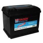 Hagen 6СТ-60 Starter 56019