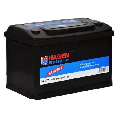 Hagen 6СТ-74 Starter 57412