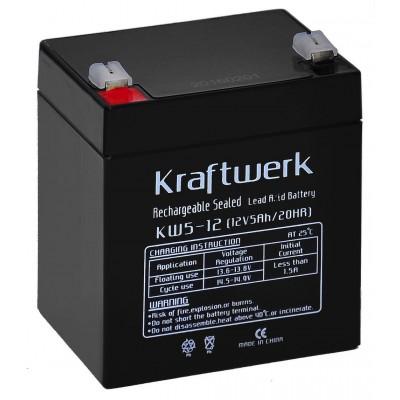 Kraftwerk 5 Ач KW5-12