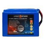 LogicPower LiFePO4 12V 5,5AH (BMS 30) 32650
