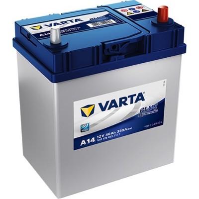 Varta 6СТ-40 A14 Blue Dynamic