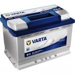 Varta 6СТ-74 E11 Blue Dynamic