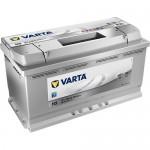 Varta 6СТ-100 H3 Silver Dynamic